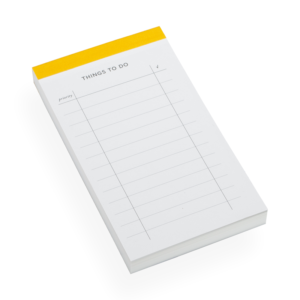 Bookbinders Design To-Do-List